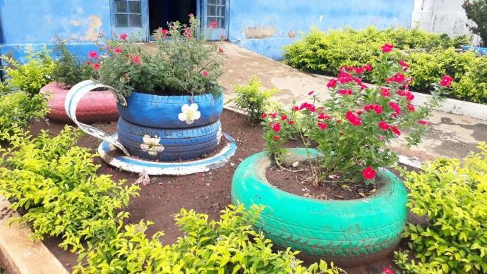 Projeto de Reutilização e Reciclagem de Pneus